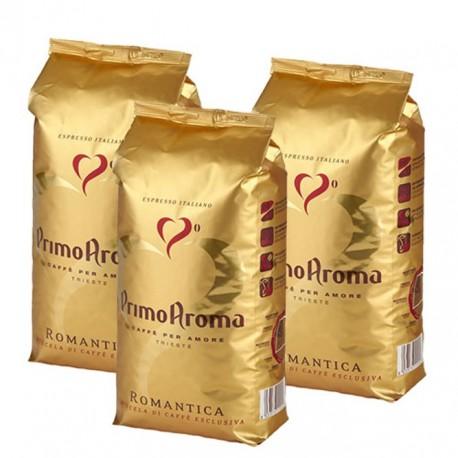 Kaffee/Ganze-Bohne Espresso Kaffee Primo Aroma Romantica