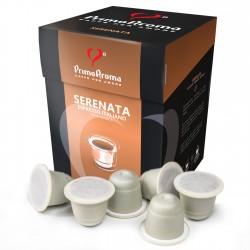 Serenata 100 % Arabica  Biokaffee in der Bio-Kapsel | Biologisch abbaubar und kompostierbar
