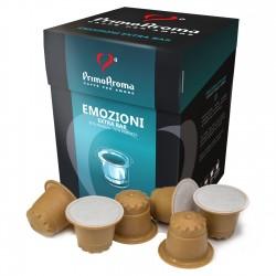 Emozioni Extra Bar Kaffee in der Bio-Kapsel | Biologisch abbaubar und kompostierbar