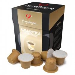 Romantica Kaffee in der Bio-Kapsel | Biologisch abbaubar und kompostierbar