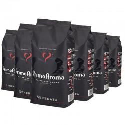 Serenata 100 % Arabica 6 x 1000 g  / Primo Aroma 7 Sorten feinste Qualität
