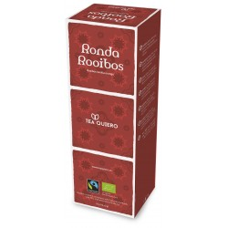 Tea Quiero │ Ronda Rooibos Vanille / Orange geschmack
