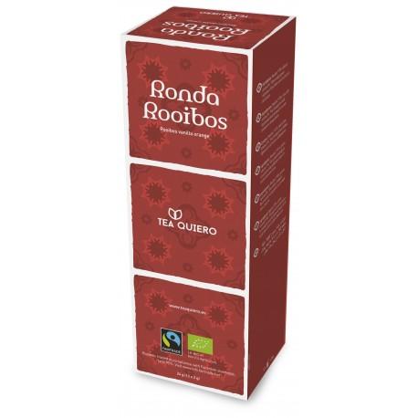 Tea Quiero │ Ronda Rooibos Vanille / Orange geschmack