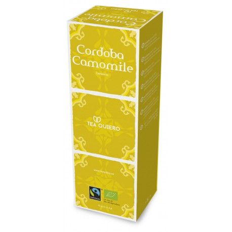 Tea Quiero │Cordoba Kamille
