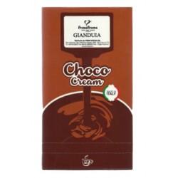 Kakao Gianduia. Die haselnussige