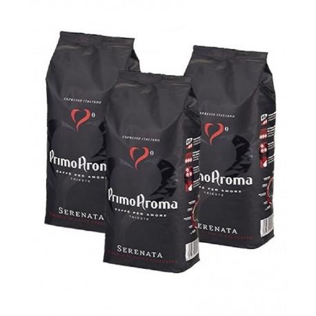 Espresso Kaffee Serenata Spezial 3 x 1000 g Premium Kaffee