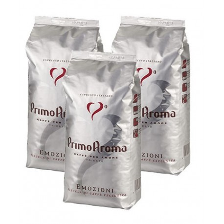 Espresso Kaffee Emozioni Extra Bar 3 x 1000 g