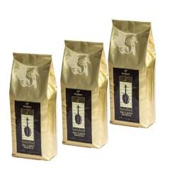 Biokaffee Musica 100% Arabica Kaffeebohnen 3 x 1000 g