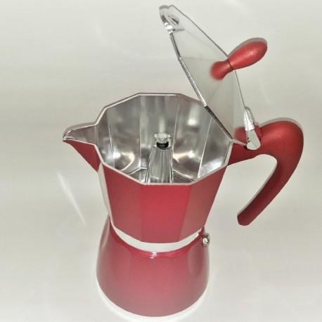 Espressokocher Top Moka / Top Version 6 Cups