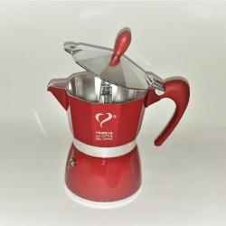 Espressokocher Top Moka / Top Version 1 Cup