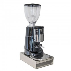 Mühle auf Kaffeesatzschublade
