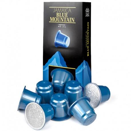 Jamaica Blue Mountain Kaffee in Kapseln 10 Stück